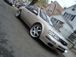 Raazs 1995 Nissan Maxima 
