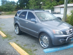 Gablo123s 2003 Kia Sorento