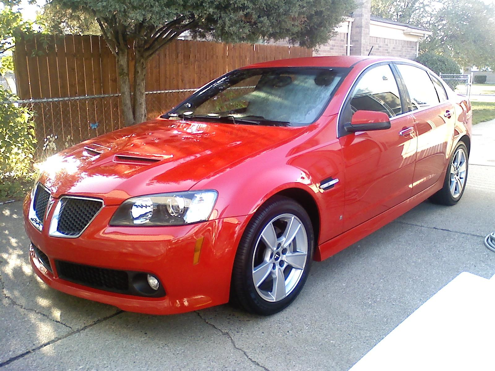 Dulvalius 2008 Pontiac G8 Specs Photos Modification Info
