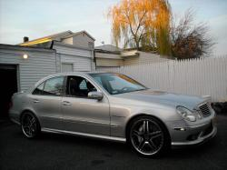 (THE BEAST)s 2004 Mercedes-Benz E-Class