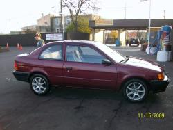 Rosie120s 1996 Toyota Tercel