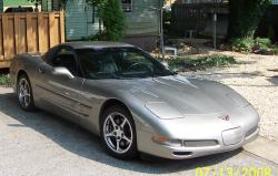 nspeeders 1999 Chevrolet Corvette