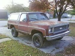 8cherokee9 1974 Chevrolet C/K Pick-Up