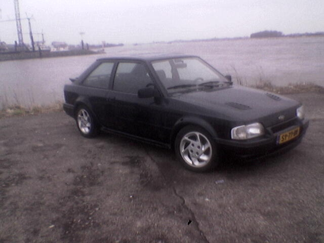Another Mista Bishi 1988 Ford Escort post... - 13945651