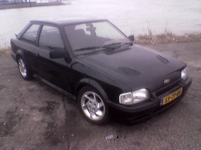Another Mista Bishi 1988 Ford Escort post... - 13945657