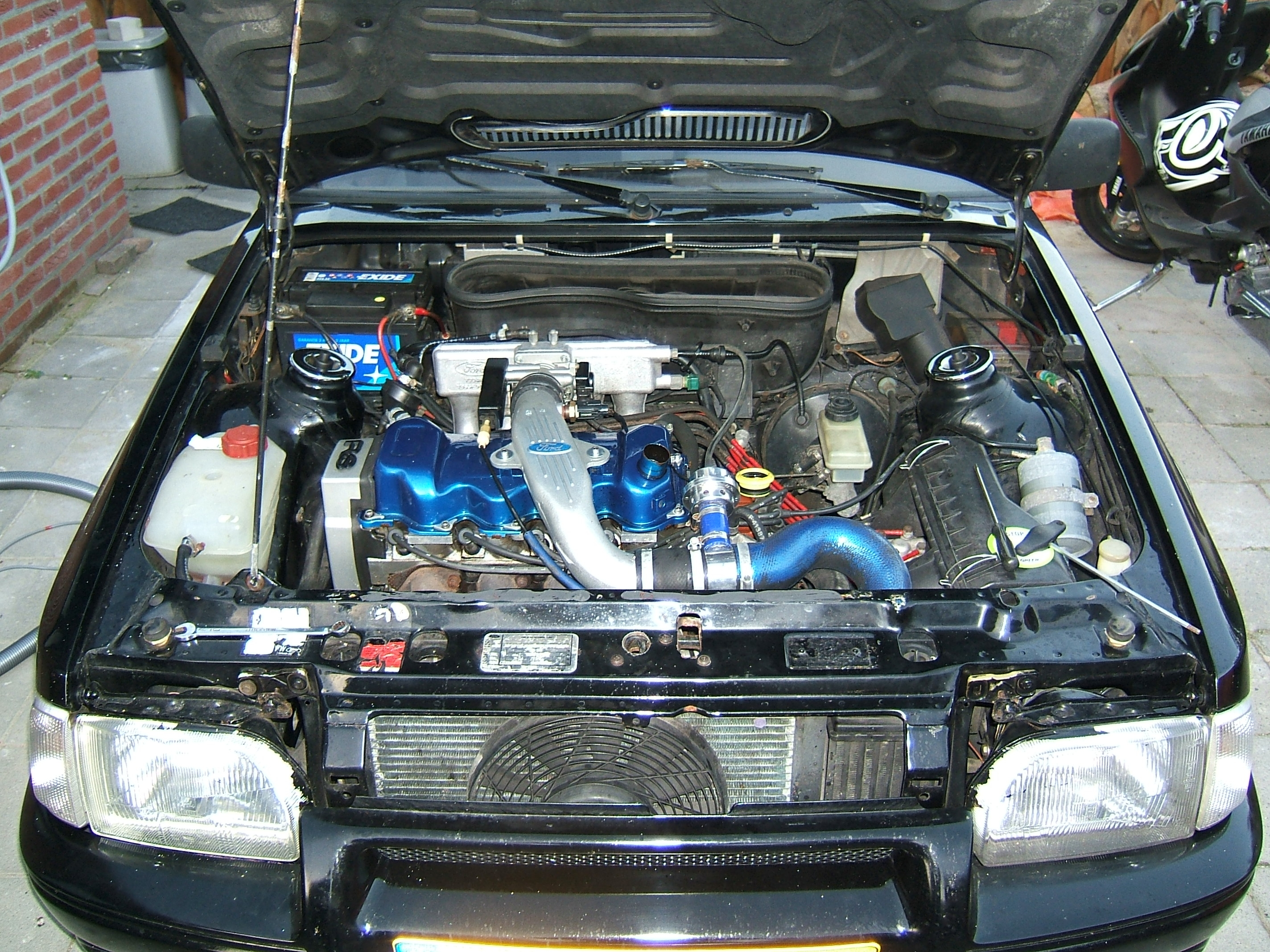 Another Mista Bishi 1988 Ford Escort post... - 13945668