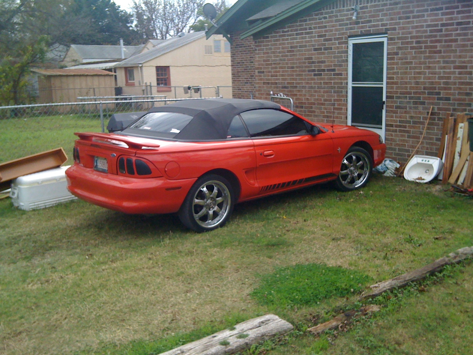 Another joeyc5 1998 Ford Mustang post... - 13946046