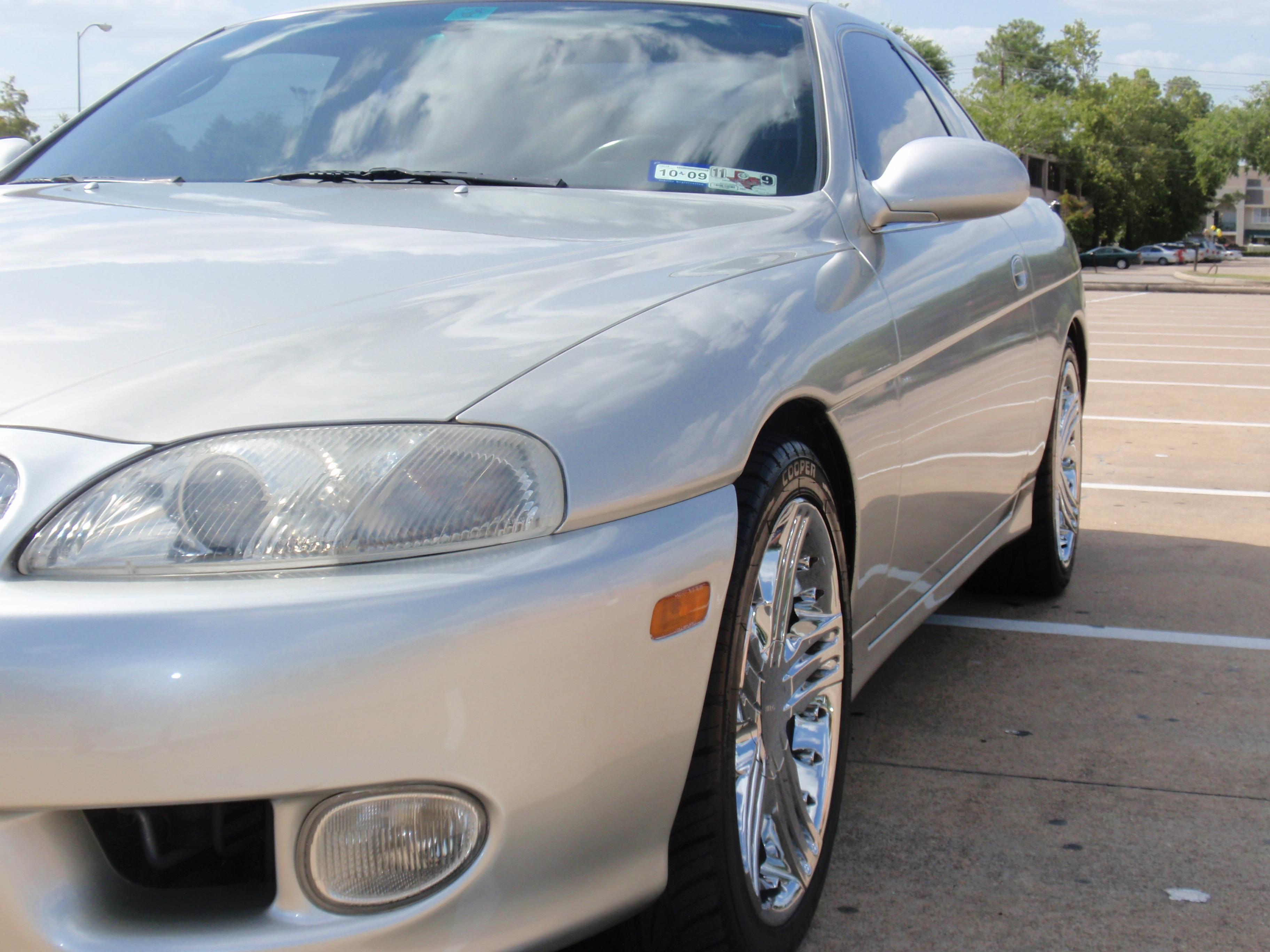 Another HollywoodHall 1999 Lexus SC post... - 13948286