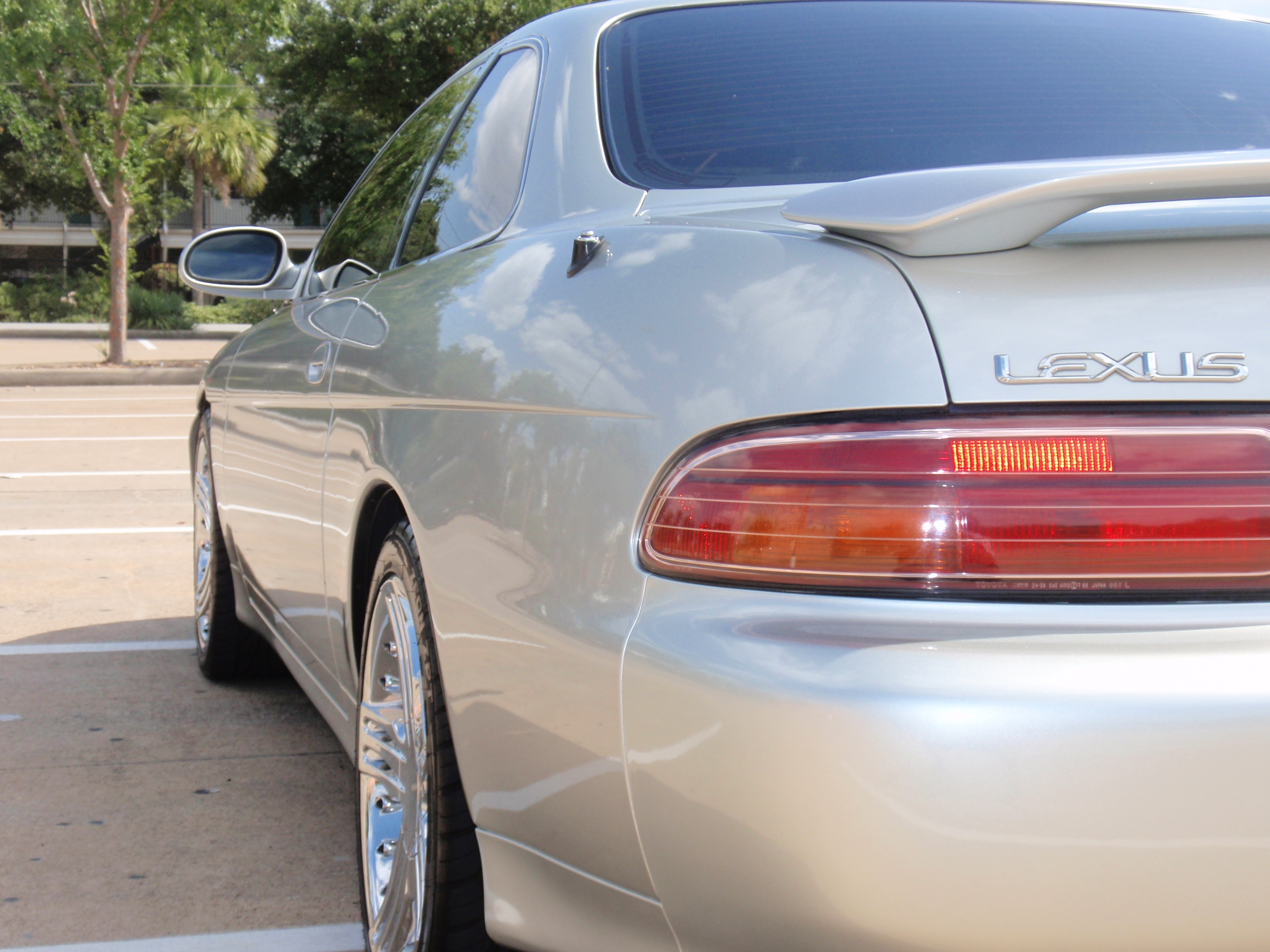 Another HollywoodHall 1999 Lexus SC post... - 13948287