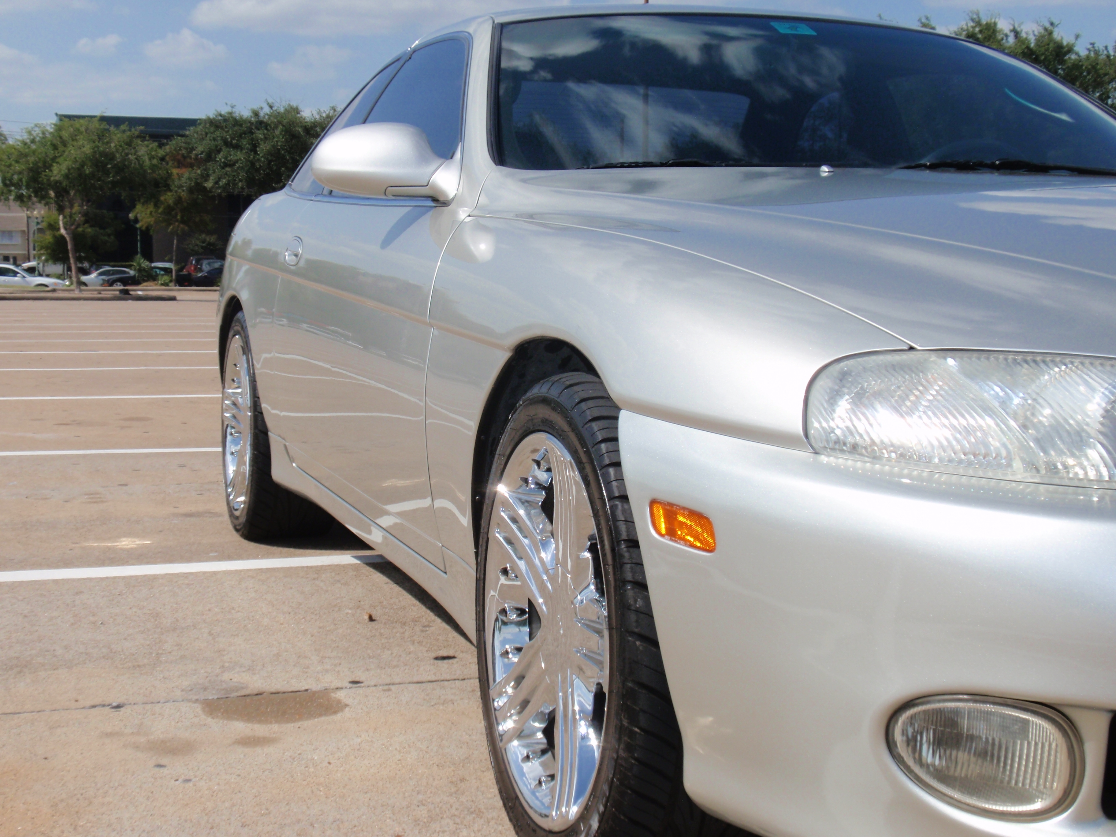 Another HollywoodHall 1999 Lexus SC post... - 13948288