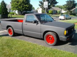 ericneu25s 1989 Chevrolet S10 Regular Cab