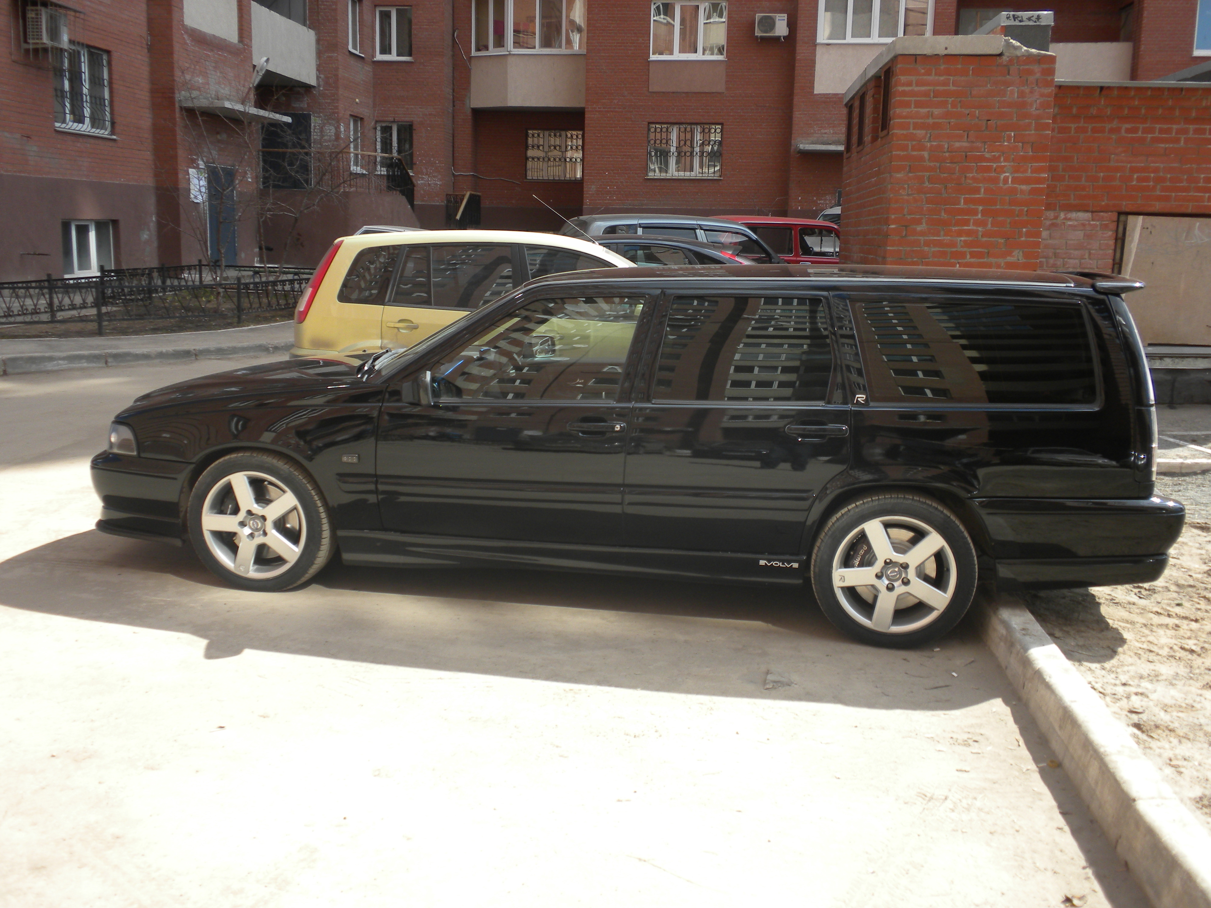 Another RussianR 1998 Volvo V70 post... - 13949118