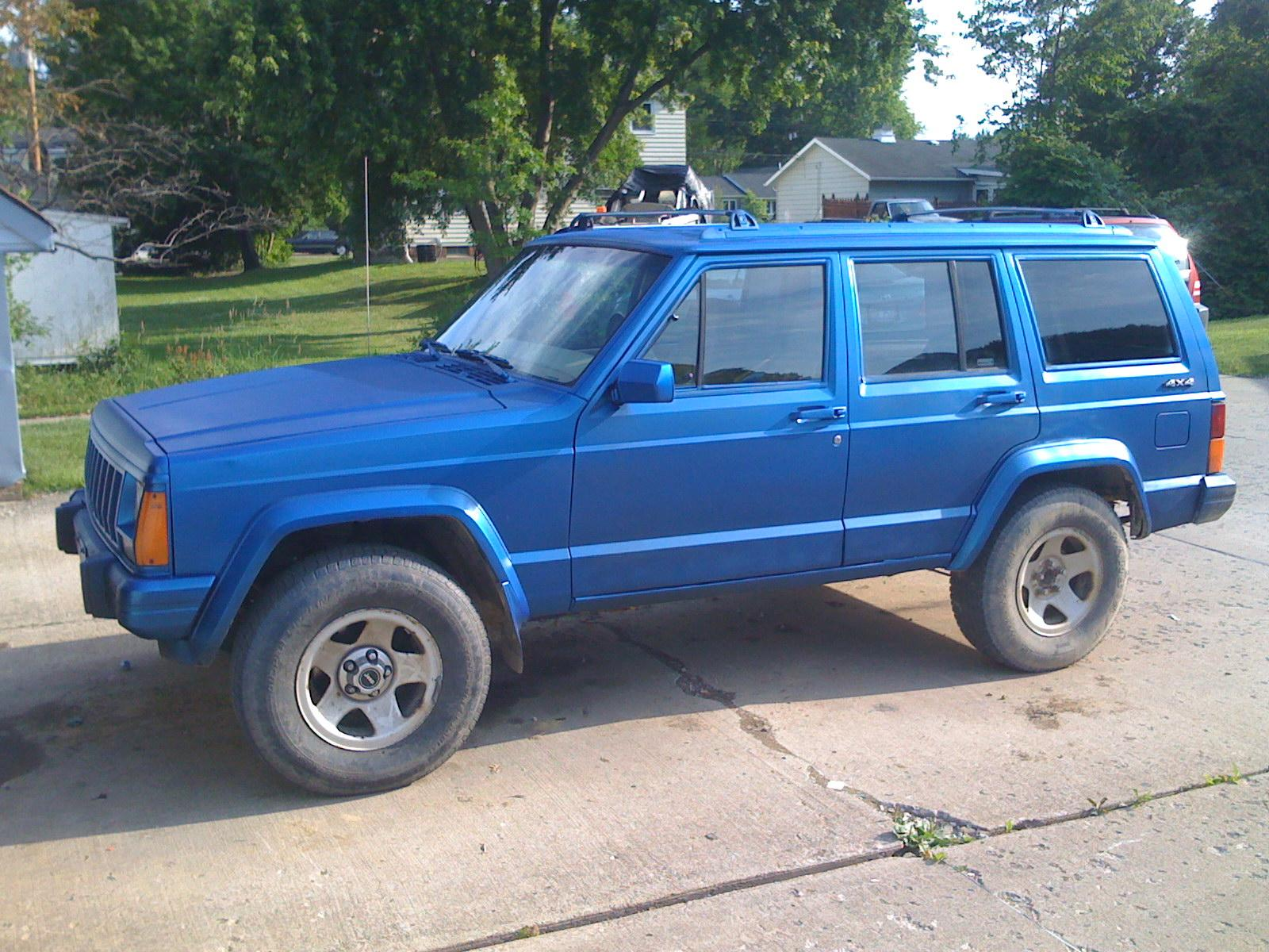 edknappage 1992 jeep cherokee specs, photos, modification info at