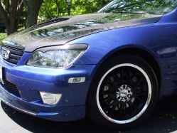 OleBlueChiTowns 2003 Lexus IS