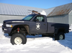 BulldogAsss 1994 Dodge Ram 1500 Regular Cab