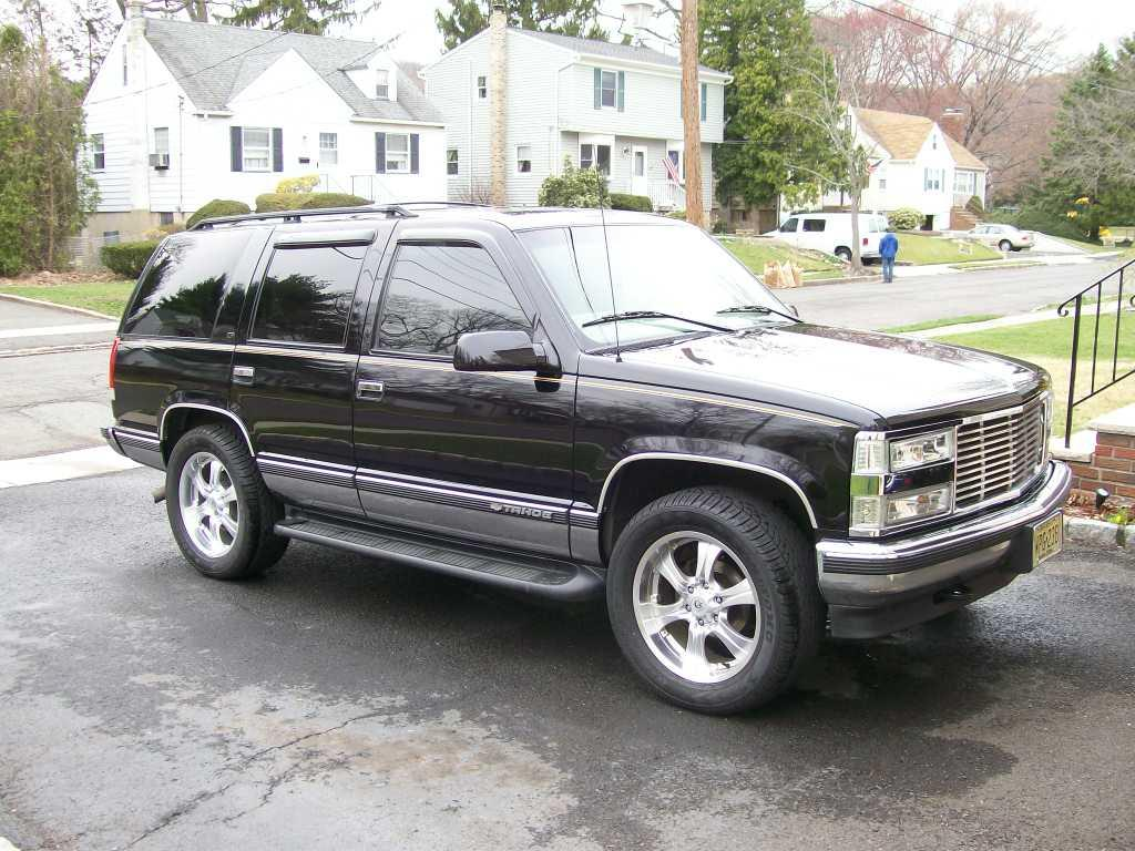Domer94 1998 Chevrolet Tahoe Specs Photos Modification