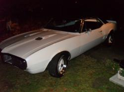 67pearlwhitebirds 1967 Pontiac Firebird