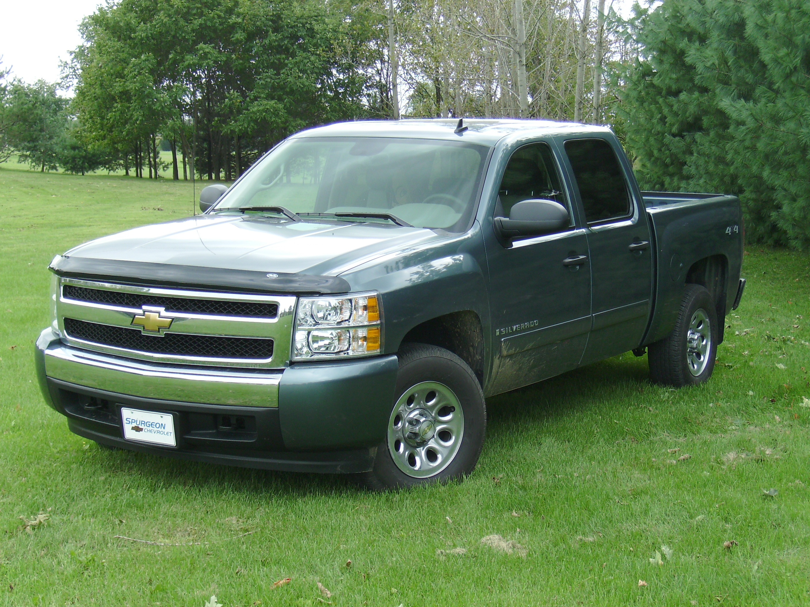 racins 10 2008 chevrolet silverado 1500 crew cab specs photos modification info at cardomain. Black Bedroom Furniture Sets. Home Design Ideas