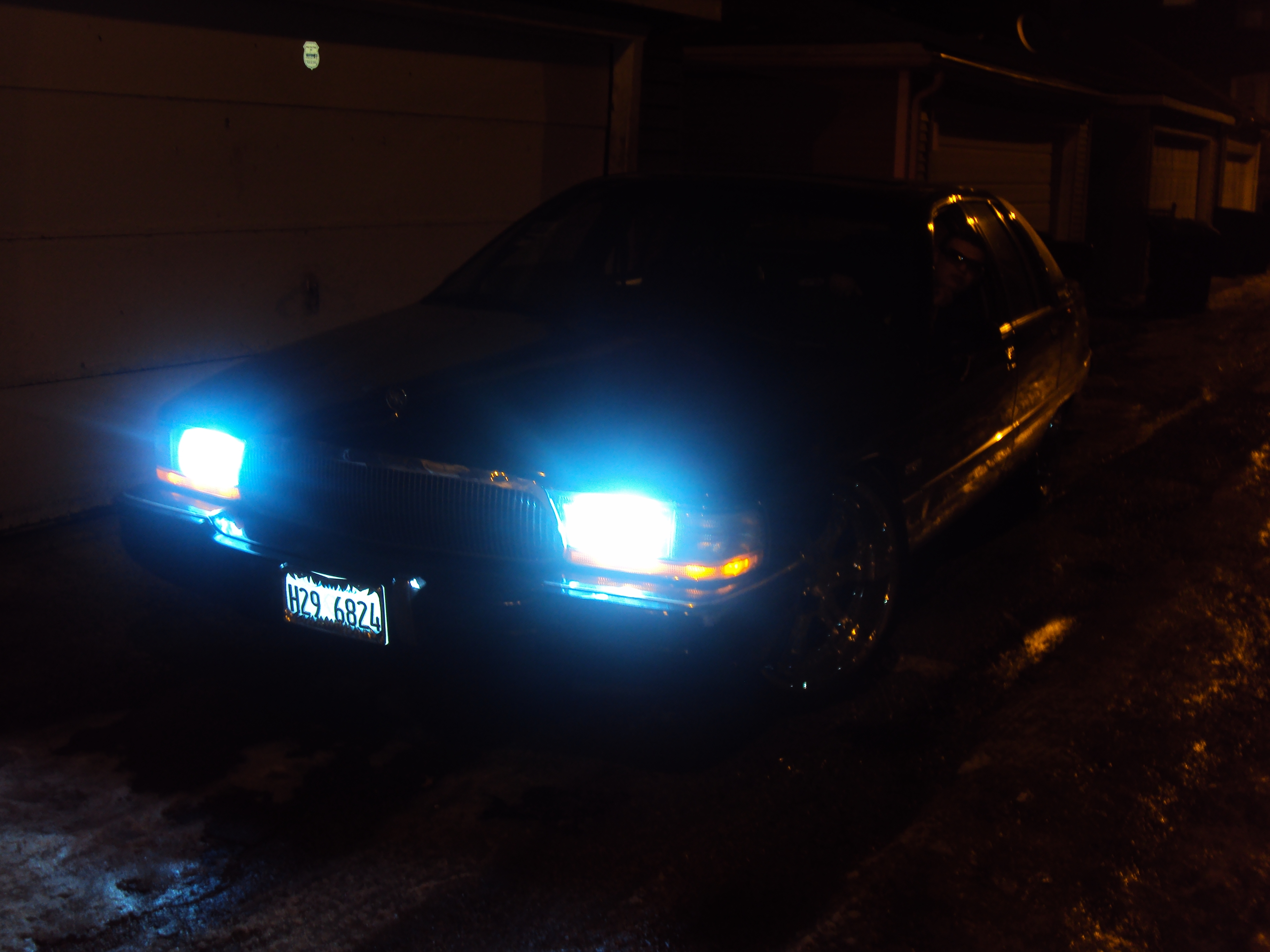 PIMP MANNY  CHY- 1992 Buick Roadmaster 13950329