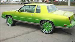 o-tOwN_bOys 1981 Oldsmobile Cutlass Supreme