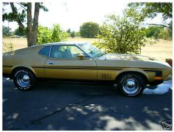 Mach1Club.coms 1972 Ford Mustang