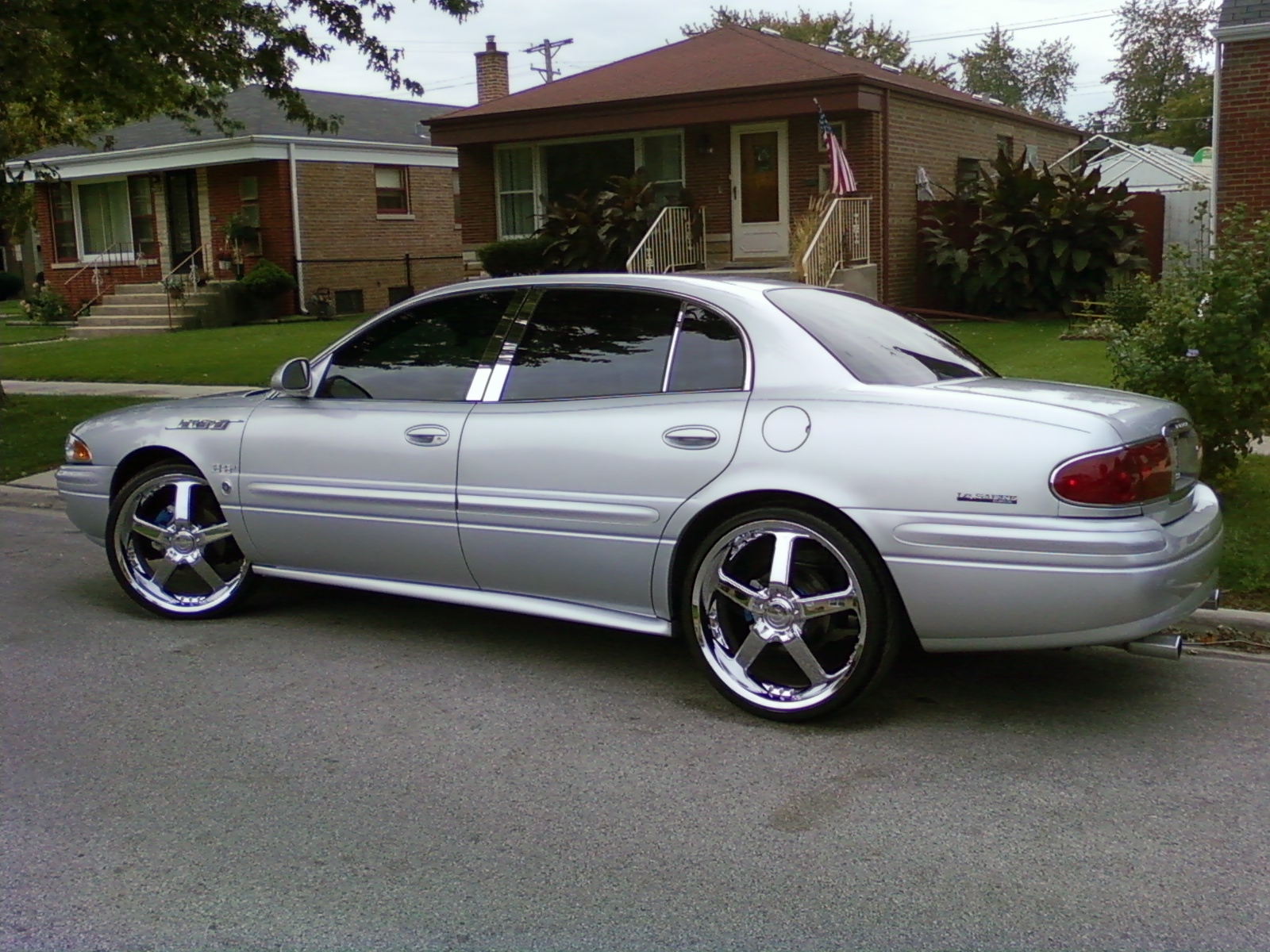Another cavalierz24ss 2001 Buick LeSabre post... - 13955574