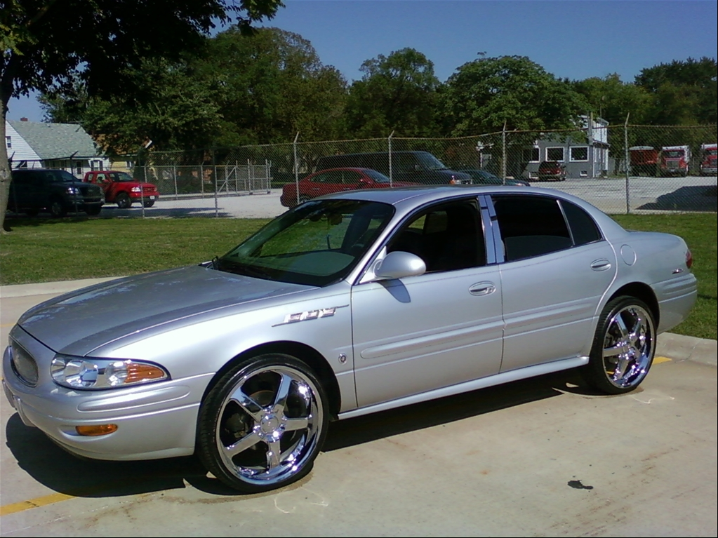 Large on 2000 Buick Lesabre Limited Edition