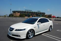 WDPTYPSs 2007 Acura TL