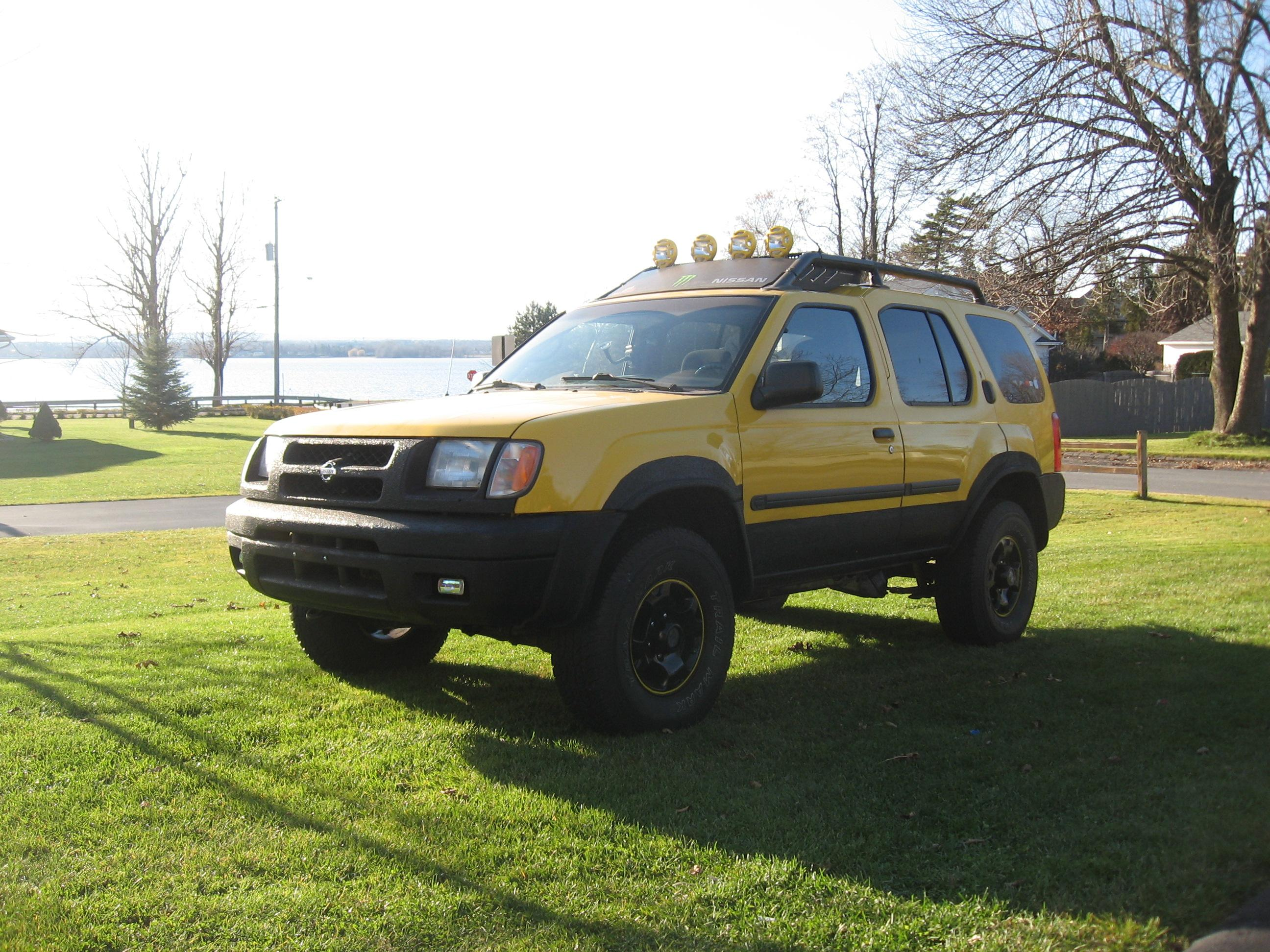 bigdog107 2000 nissan xterra specs photos modification. Black Bedroom Furniture Sets. Home Design Ideas