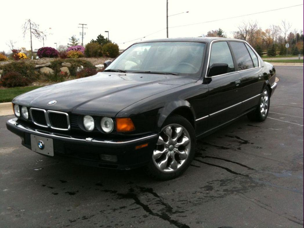 iknowright99's 1988 BMW 7 Series