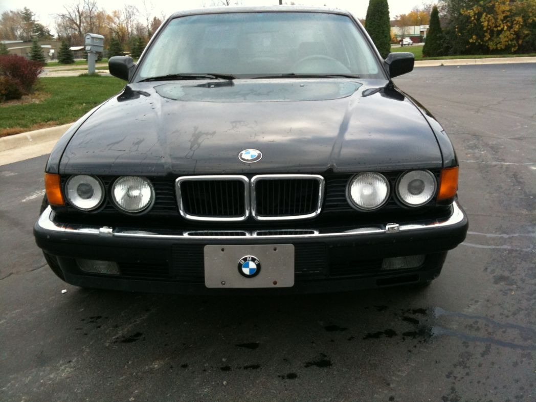 Another iknowright99 1988 BMW 7 Series post... - 13958269