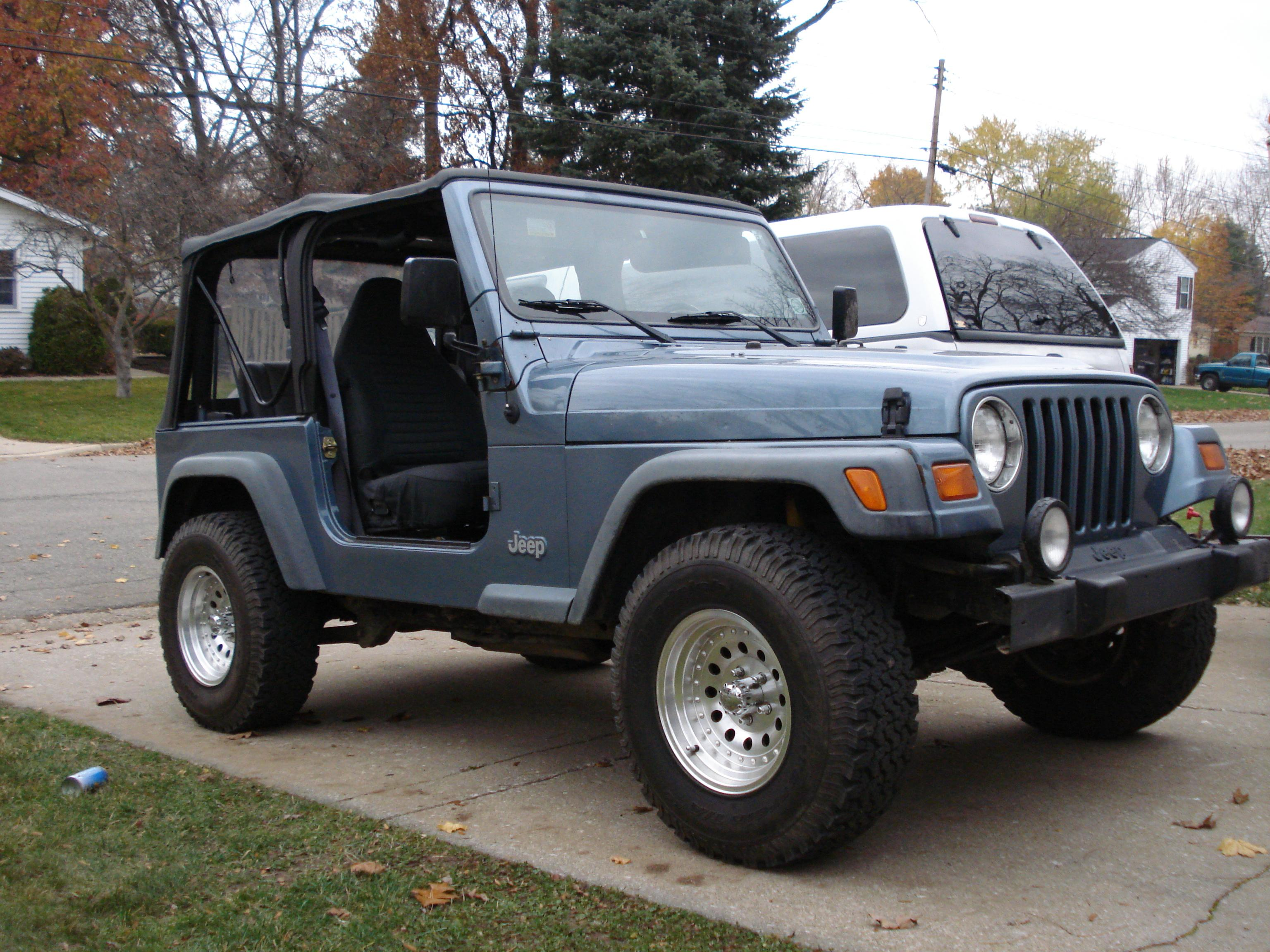 Winterdude80 1998 Jeep Wrangler Specs Photos