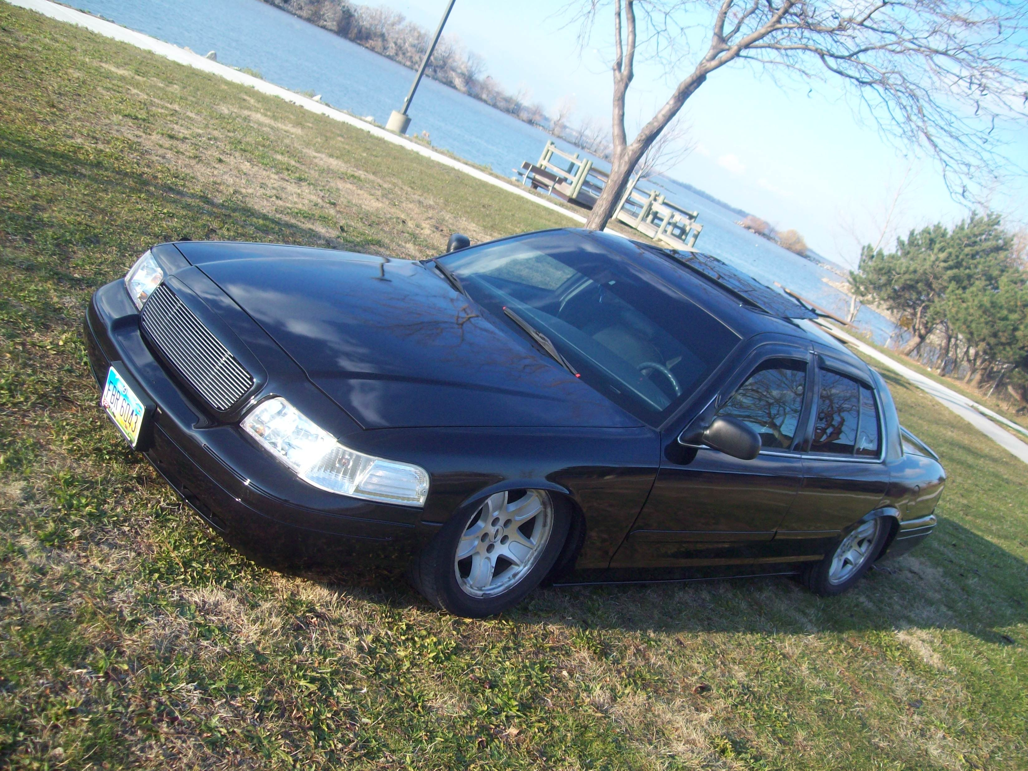 KingVic 2001 Ford Crown Victoria