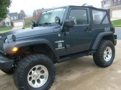 Butler20s 2008 Jeep Wrangler