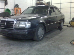kingsblend451s 1992 Mercedes-Benz 300E