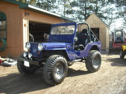brindamour3232 1953 Jeep Willys