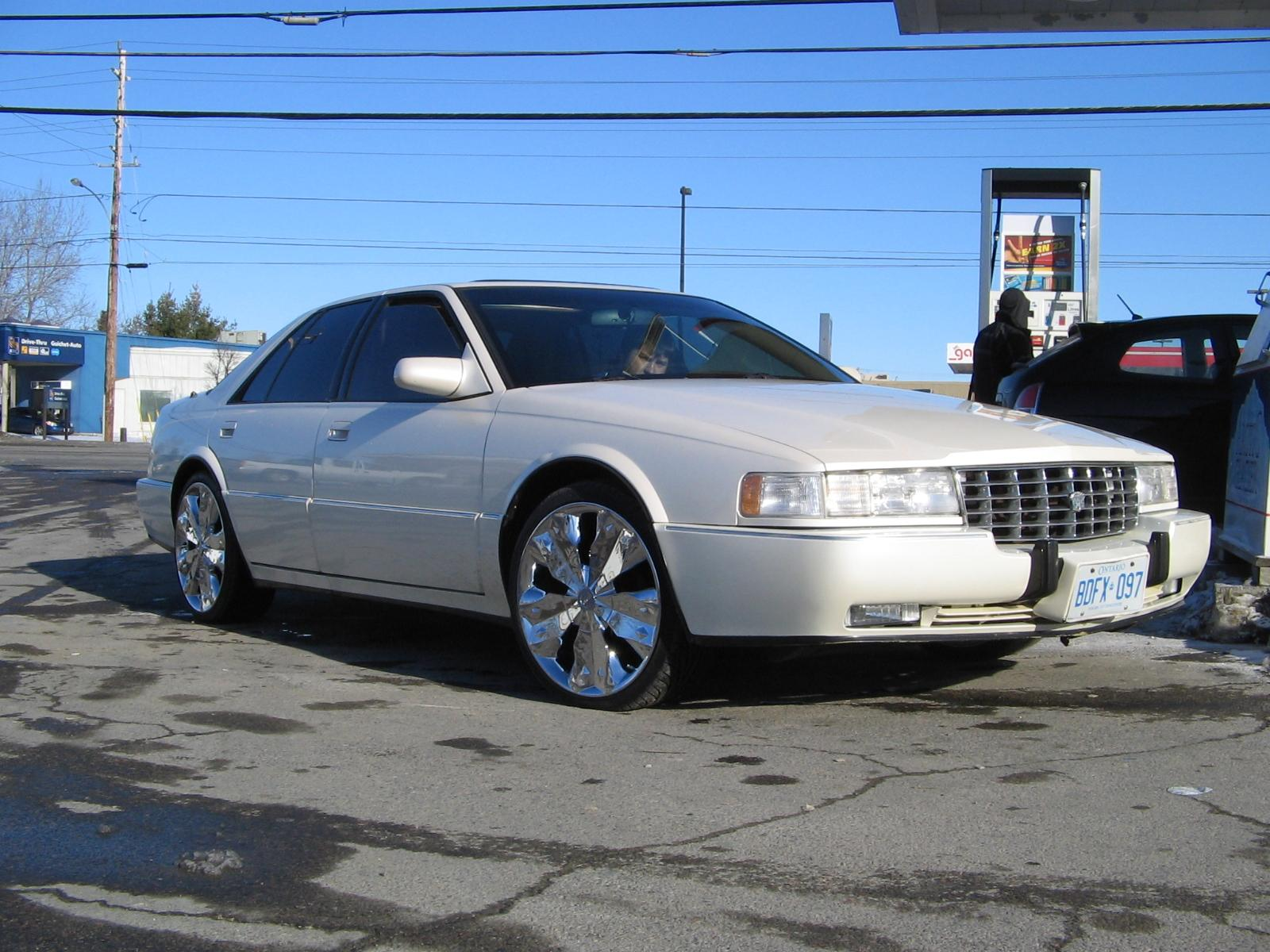 shortsleeve 1994 Cadillac Seville Specs Photos Modification Info