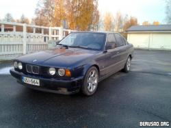 Kurdnation 1991 BMW 5 Series