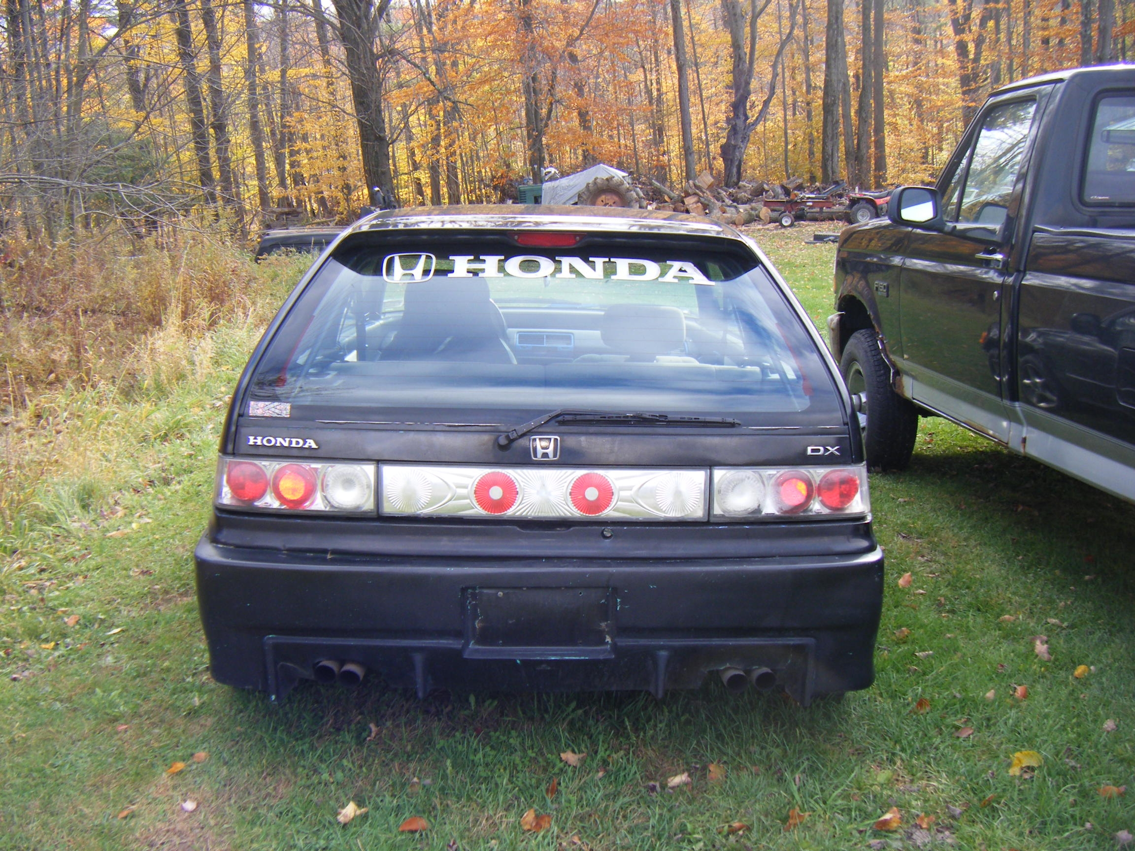 Another zeroburn 1991 Honda Civic post... - 13957515