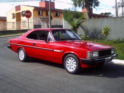 Gui - Br Chevy`s 1985 Chevrolet Opala