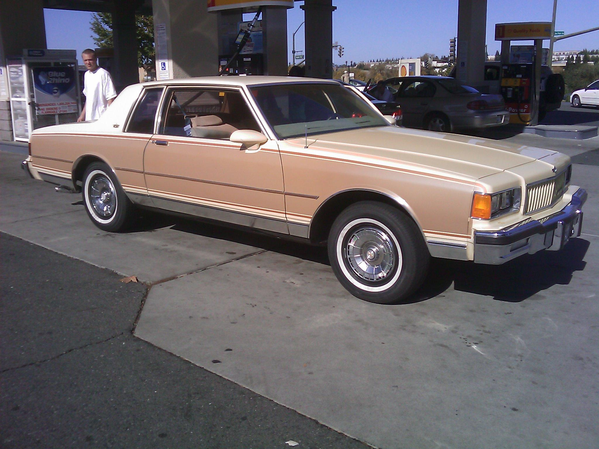 Another 350inmy86box 1986 Chevrolet Caprice post... - 13960440