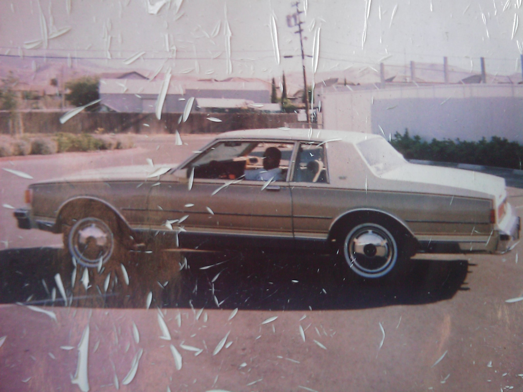 Another 350inmy86box 1986 Chevrolet Caprice post... - 13960450