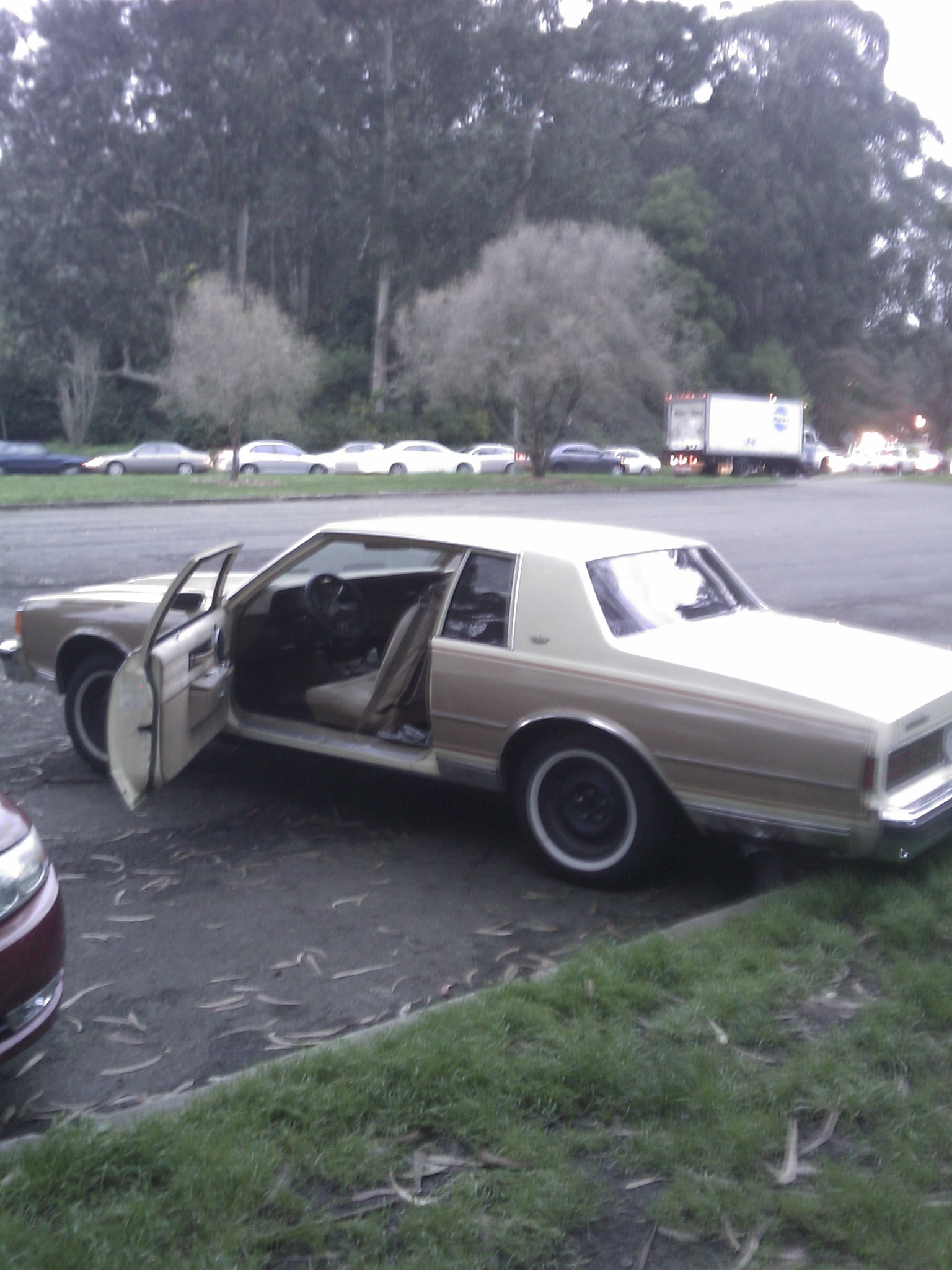 Another 350inmy86box 1986 Chevrolet Caprice post... - 13960459
