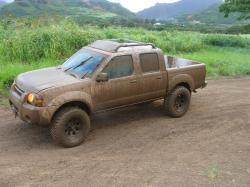 Spence121s 2003 Nissan Frontier Regular Cab