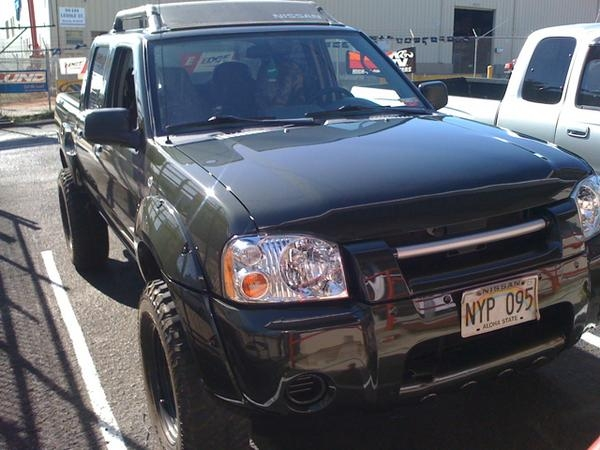 Spence121 2003 Nissan Frontier Regular Cab 13961050