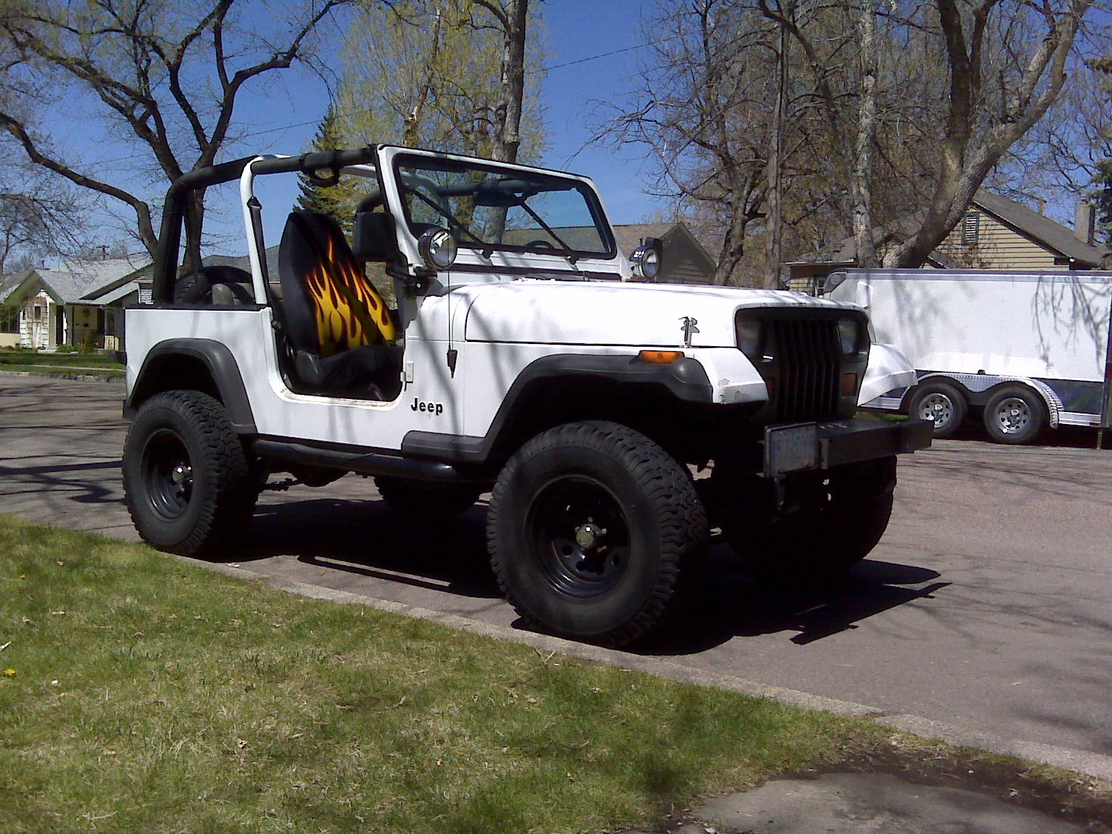 Onesikryd 1994 Jeep Yj Specs Photos Modification Info At