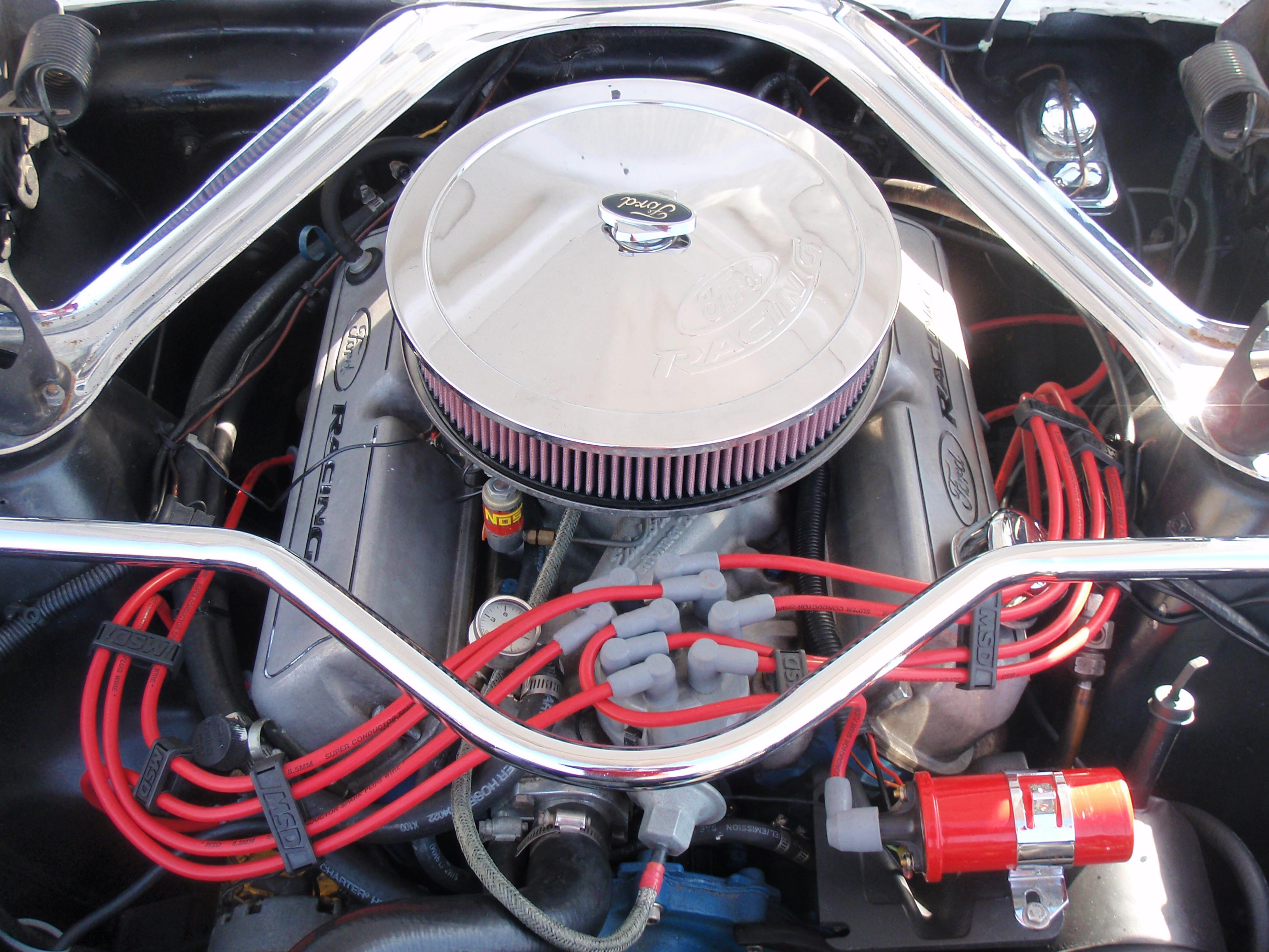 Malcon 1966 Ford Mustang