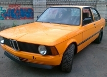 kabliukss 1981 BMW 3 Series