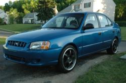 bpatel1's 2002 Hyundai Accent