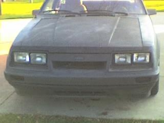 cobaltracer69 1986 Ford Mustang 13963660